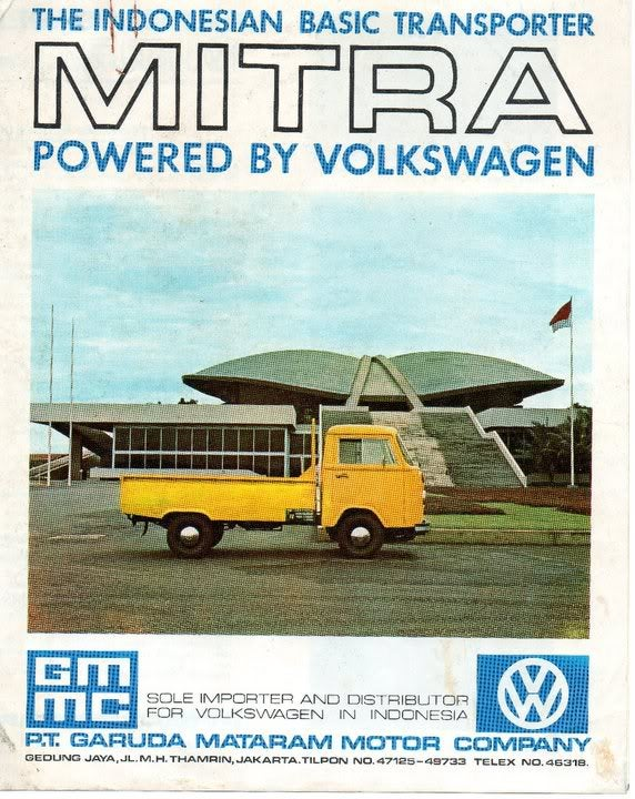 The Story of National Cars of Indonesia: Part 1