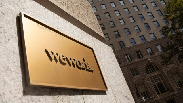 Report: WeWork Delaying Mass Layoffs Because It Can t Afford Severance