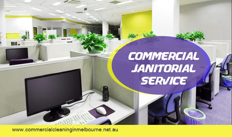 Illustration for article titled Commercial Janitorial Service