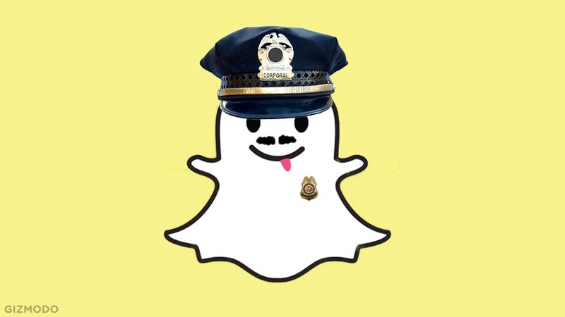 Illustration for article titled Snapchat's Been Handing Unopened Messages Over to the Police