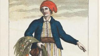 Illustration for article titled 18th Century Explorer Dude Was Actually a Woman Dressed As a Man