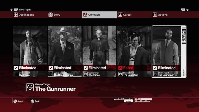 In Hitman It Pays To Plan Out A Kill