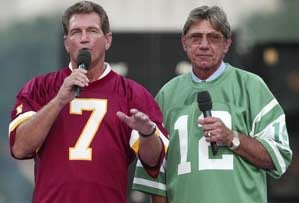 Illustration for article titled Theismann-Kimmel, BFF