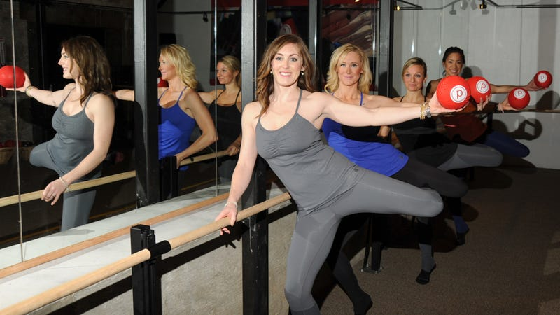 Photo by Lily Lawrence/Getty Images for Pure Barre