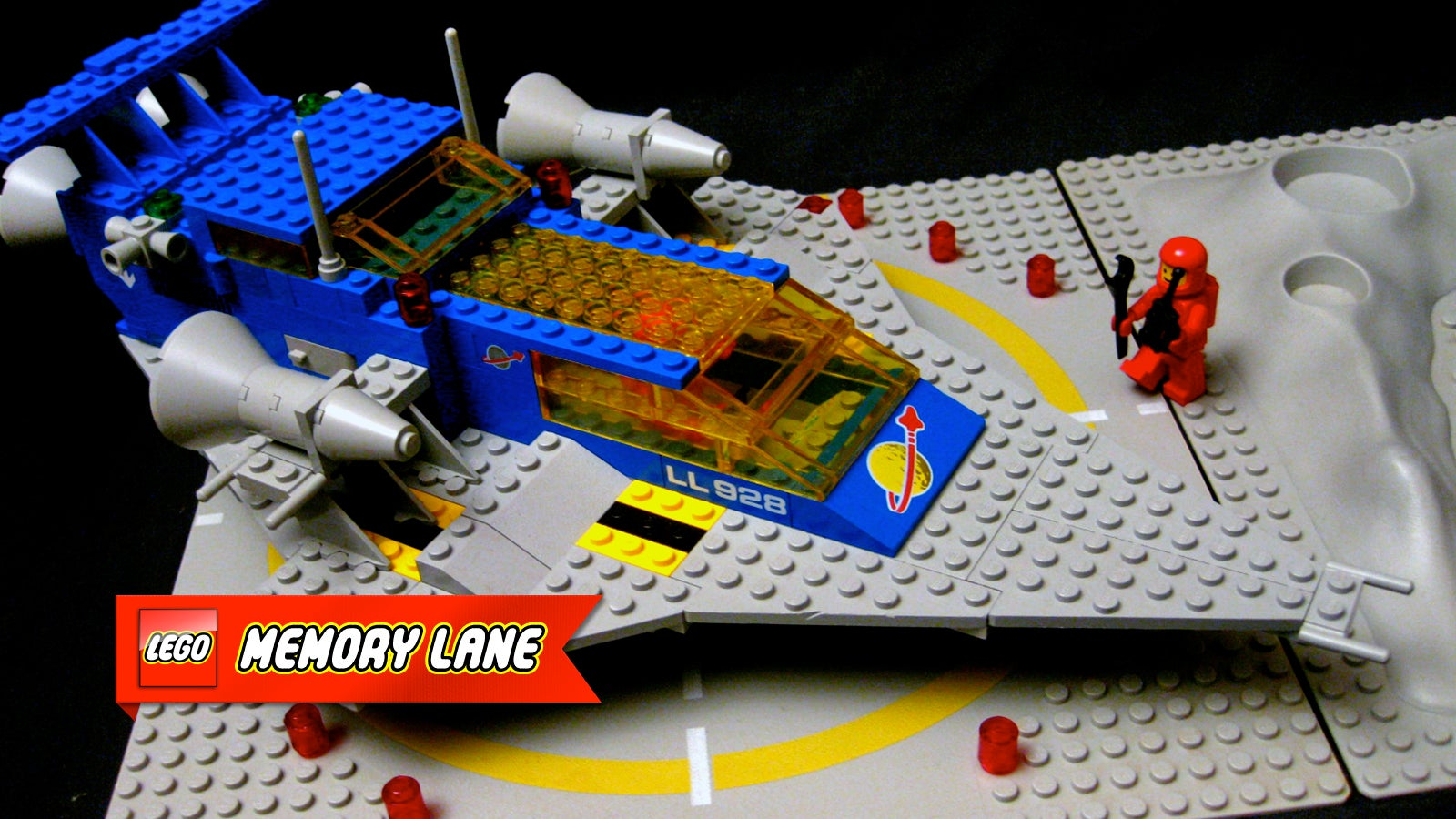 All Lego Toys : Secret underground vault contains all lego sets in history