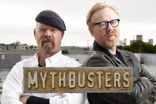 Illustration for article titled Heads up: another car related MythBusters tonight!