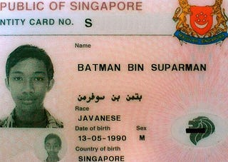 superhero presents strong case for id cards as states get real id