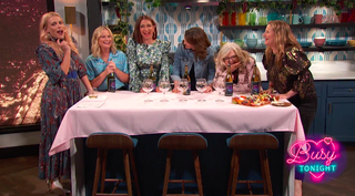 Busy Philipps, Amy Poehler, Maya Rudolph, Tina Fey, Paula Pell, Ana Gasteyer