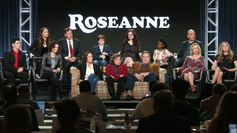 Illustration for article titled Roseanne Refuses to Die, Will Possibly Live on Via Darlene Spin-off