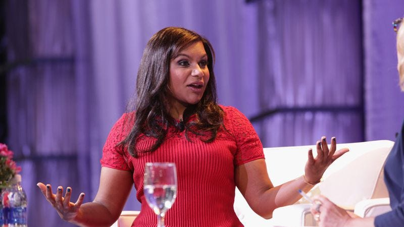 Mindy Kaling (Photo: Marla Aufmuth/Getty Images)