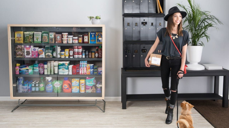 Startup replaces iconic bodegas with 'vending machine' style boxes