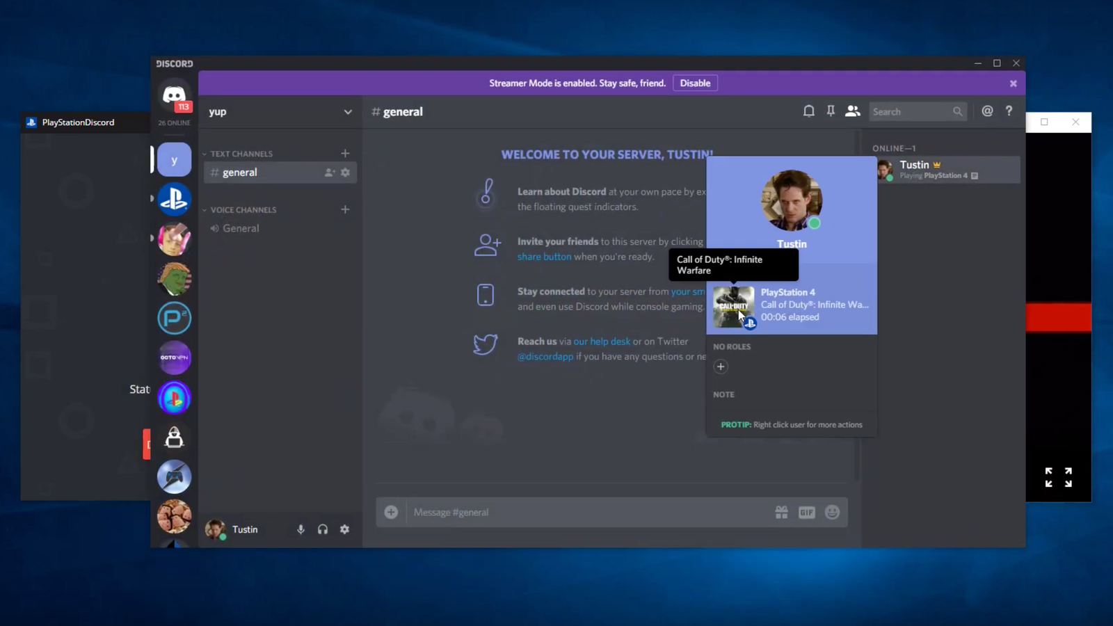 How to Show Your PS4 Activity on Discord
