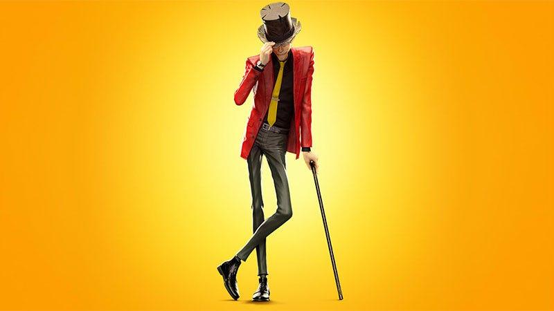 Illustration pour l'article intitulé Le premier film 3D de Lupin III: une apparence ... pas terrible?