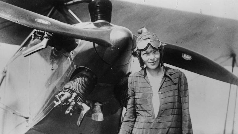 Illustration for article titled Inspiring Letter from Amelia Earhart to 13-Year-Old Girl Goes on Sale for $15K