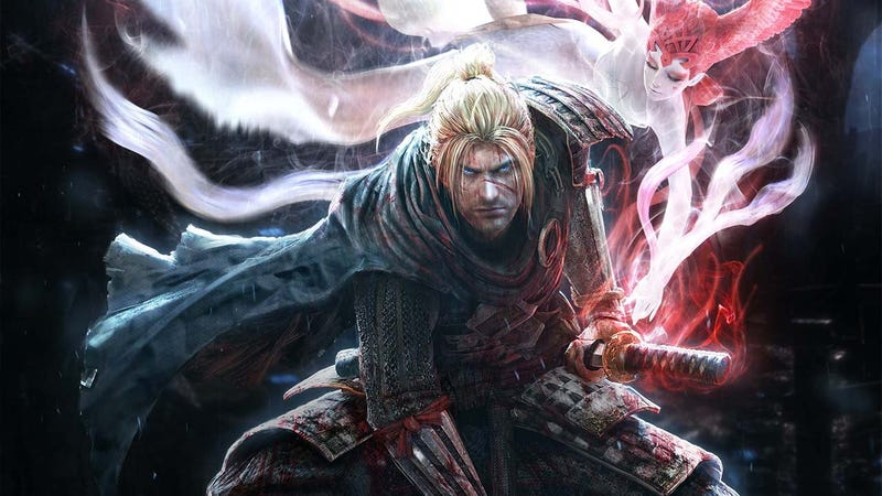 Illustration for article titled Nioh To Be Published By Sony In the West, Four Different PS4 Pro Mode