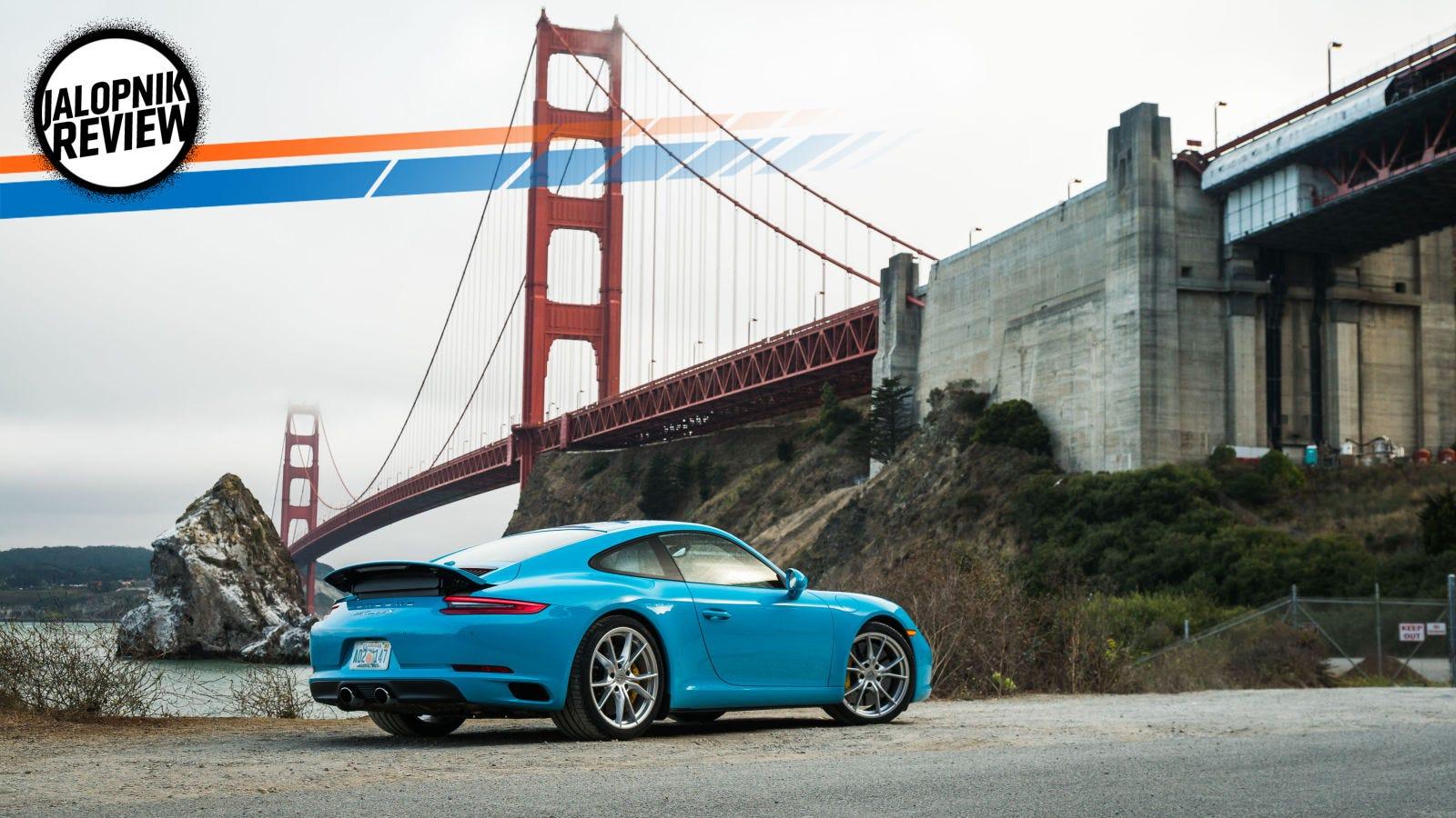 The 2017 Porsche 911 Carrera S Turbos Arent For Crazy
