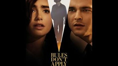 Warren Beatty's Rules Don't Apply offers an odd tribute to the myth