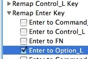 Illustration for article titled Add a Right-Alt Key to your MacBook with KeyRemap4MacBook