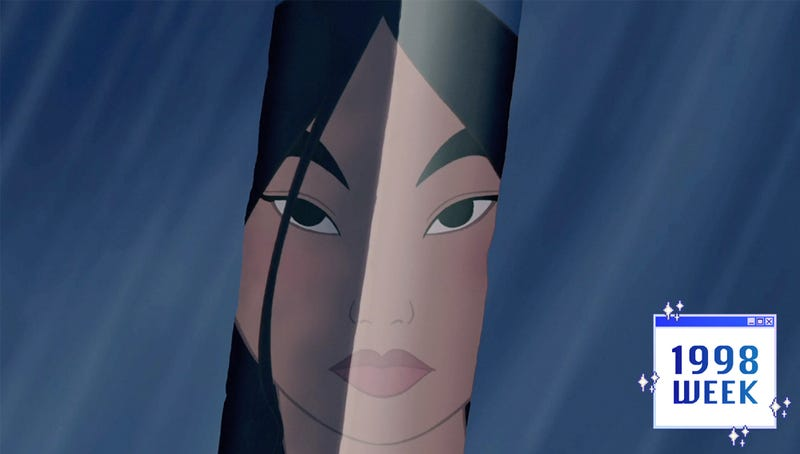 Illustration for article titled Mulan's gender politics haven't aged so gracefully