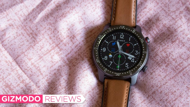 This Timex Smartwatch Isn t Original, But It Sure Is Affordable