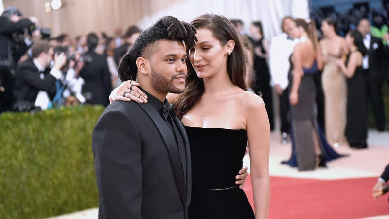 Illustration for article titled Bella Hadid and The Weeknd Reportedly Ready to Get Hitched