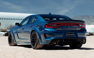 Illustration for article titled Widebody becomes standard for the 2020 Dodge Charger SRT Hellcat, Optional on the R/T Scatpack 392