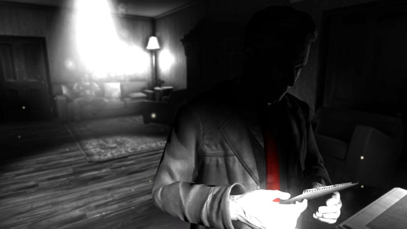 Illustration for article titled Blues And Bullets Is A Surprisingly Great Noir Game
