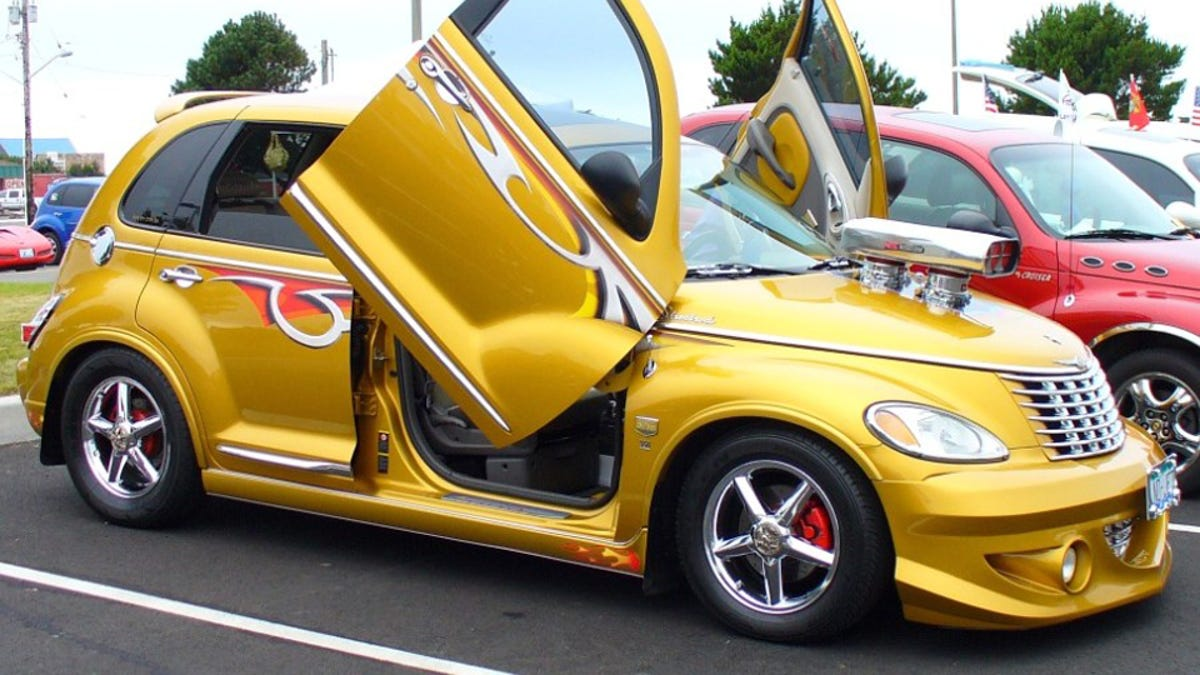 The Worst Car Colors Ever Offered