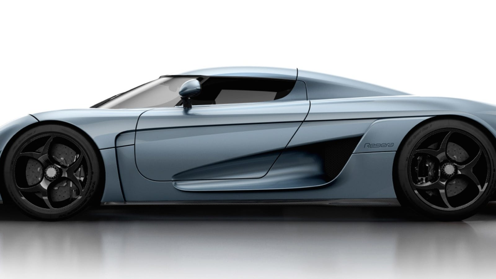 How The 1,500 HP Koenigsegg Regera Hits 248 MPH Without A