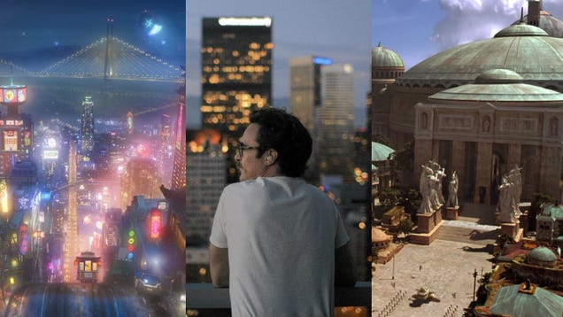 16 of the Most Inspiring Cityscapes in Science Fiction