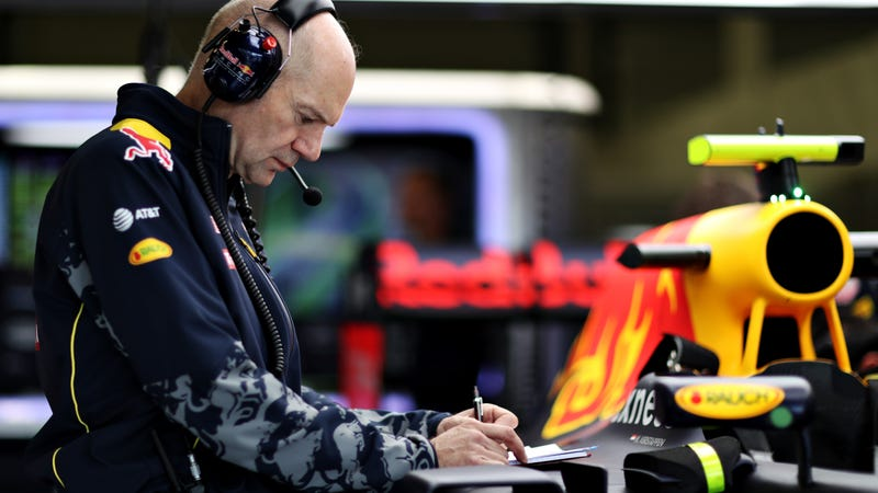 Illustration for article titled Adrian Newey's How to Build a CarProves How Draining a Life in Formula One Can Be
