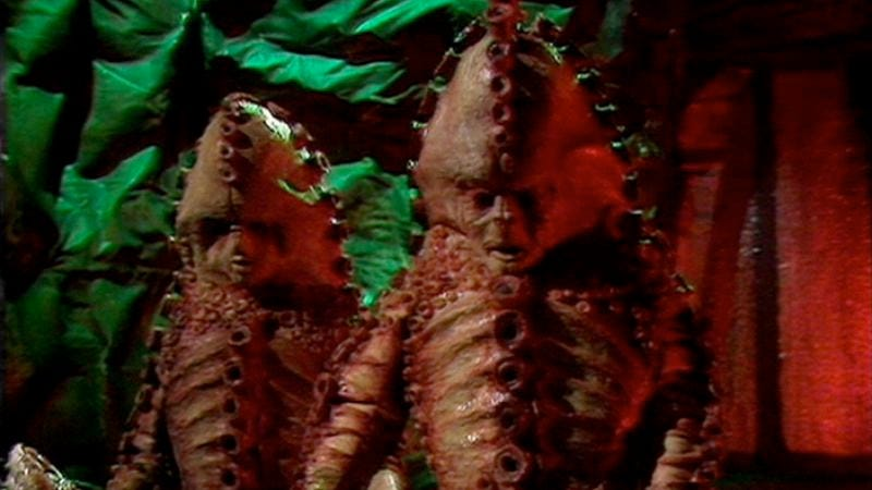 "Illustration for article titled Doctor Who (Classic): ""Terror Of The Zygons"""