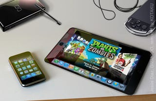 Illustration for article titled Why Apple's Tablet Will Include Gaming