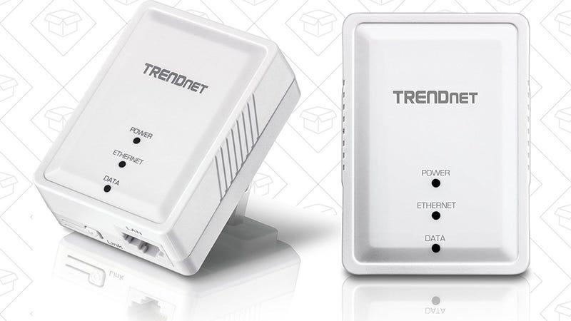 Trendnet Powerline Kit | $20 | Amazon
