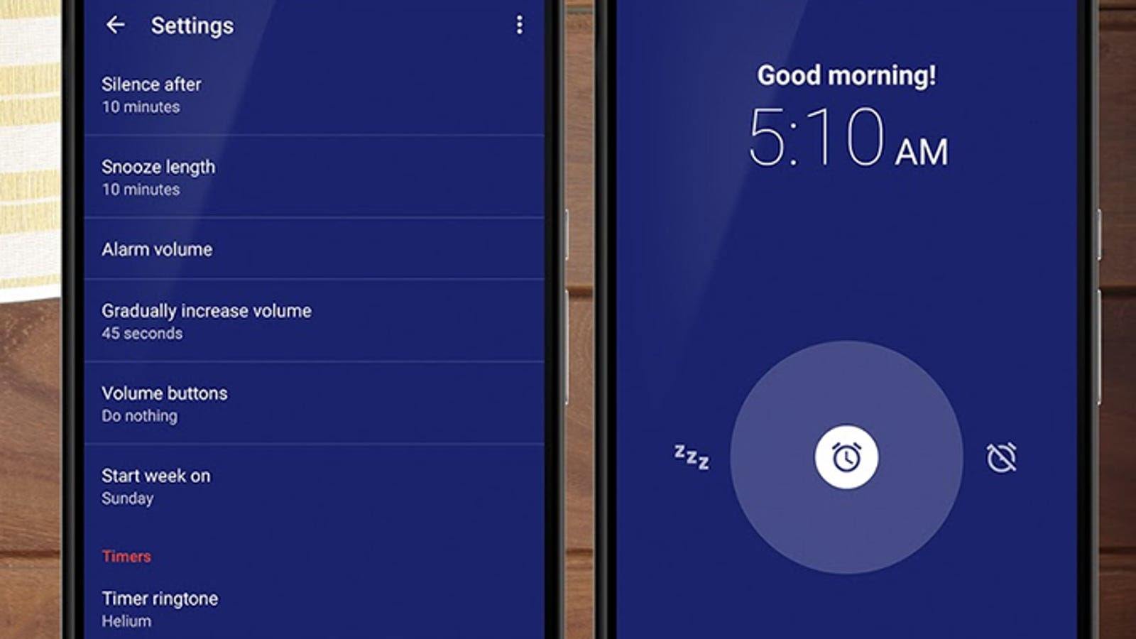Set Your Android Alarm To Get Louder and Louder Until You're Awake