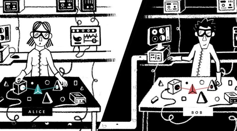 Participa desde tu casa en el experimento de física cuántica que contradice a Einstein
