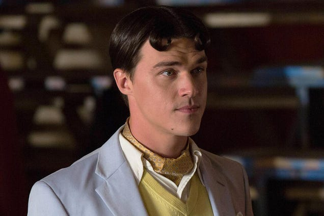 Green Lantern Corps Actor Finn Wittrock Thinks New Series Will be Epic