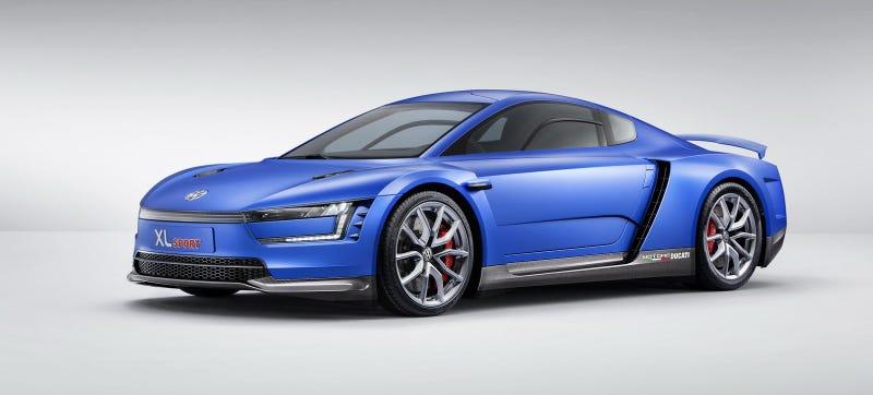 vw shocks  world   hp ducati powered xl sport
