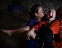 Illustration for article titled Womanhood Brings Pain To Kurdish Girls