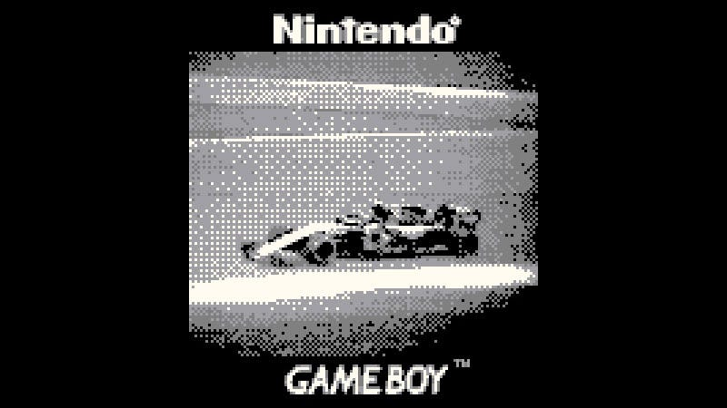 Illustration for article titled Formula 1 Fan Took A Game Boy Camera To A Race, And The Photos Are Fantastic