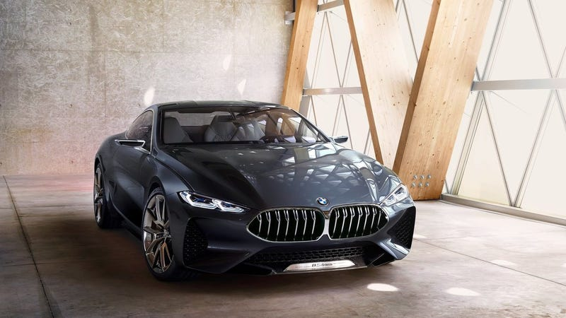 Illustration for article titled The Hot New BMW 8 Series Is Already Being Prepped For A Gran Coupe: Report