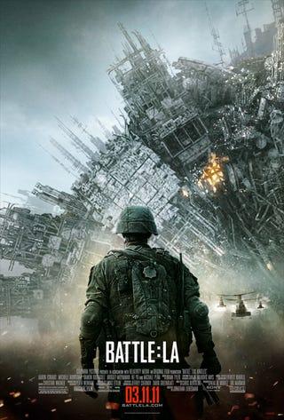 Illustration for article titled Final Battle LA poster