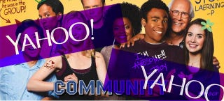 Illustration for article titled Community Will Get a Sixth Season After All (On Yahoo!)