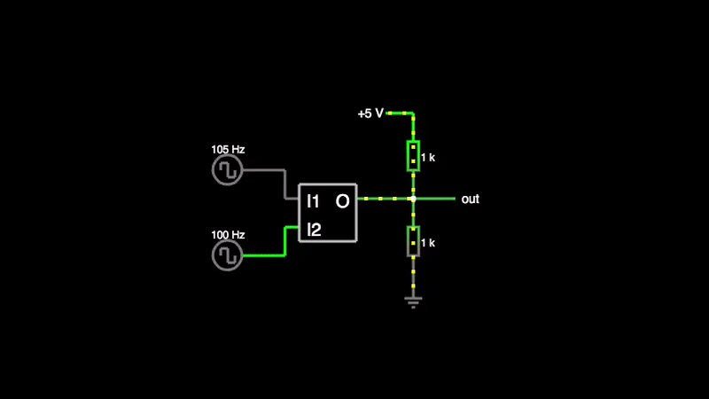 circuit simulator lets you play around with electronics components