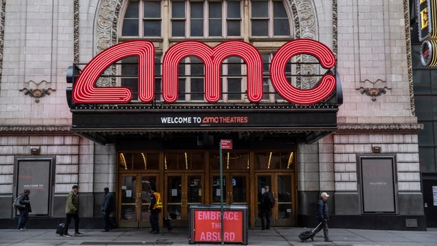 AMC Will Let You Rent Your Own Theater—But Tenet s Gonna Cost You