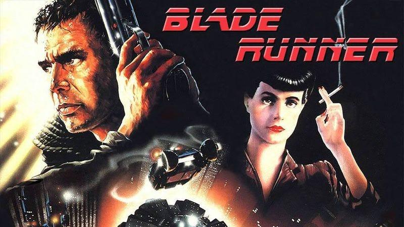 The 'Blade Runner' movie poster