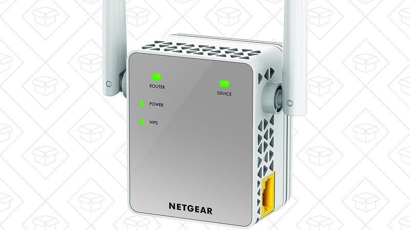NETGEAR AC750 Wi-Fi Range Extender | $30 | Amazon