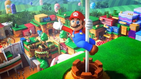 Nintendo officially announces a Super Mario movie from the