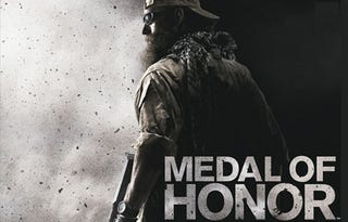 "Illustration for article titled New Medal Of Honor Revealed As ""The Most Authentic Modern War Experience"""