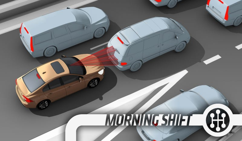 Illustration for article titled The Government Wants Your Cars To Brake For You